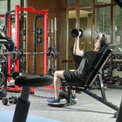 Castleknock Hotel фитнесс-зал фото 3