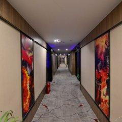Отель Beijing Jinshi Building Hotel Китай, Пекин - отзывы, цены и фото номеров - забронировать отель Beijing Jinshi Building Hotel онлайн интерьер отеля
