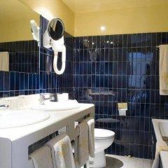 Отель Grand Du Havre Париж ванная