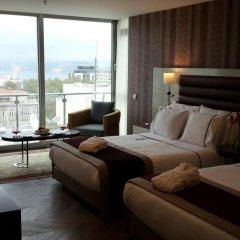 Taksim Gonen Hotel комната для гостей фото 3