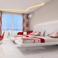 Отель Laguna Beach Alya Resort & SPA - All Inclusive Окурджалар комната для гостей
