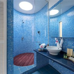Отель Risco Del Gato Suites The Senses Collection Коста Кальма ванная фото 2