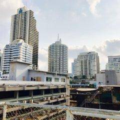 Отель Maxim'S Inn Бангкок балкон