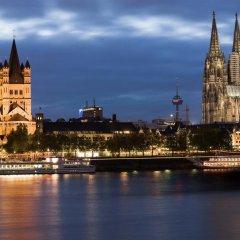 Отель Christina Германия, Кёльн - отзывы, цены и фото номеров - забронировать отель Christina онлайн приотельная территория
