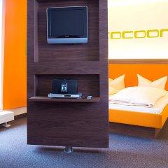Отель Cocoon Германия, Мюнхен - отзывы, цены и фото номеров - забронировать отель Cocoon онлайн вид на фасад фото 2