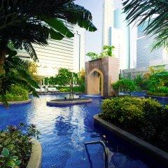 Отель Conrad Dubai ОАЭ, Дубай - 2 отзыва об отеле, цены и фото номеров - забронировать отель Conrad Dubai онлайн бассейн