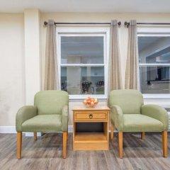 Отель Super 8 by Wyndham Manning комната для гостей фото 5