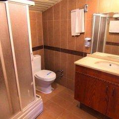Kervansaray Canakkale - Special Class Турция, Канаккале - отзывы, цены и фото номеров - забронировать отель Kervansaray Canakkale - Special Class онлайн ванная