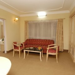 Отель View Bhrikuti Непал, Лалитпур - отзывы, цены и фото номеров - забронировать отель View Bhrikuti онлайн комната для гостей фото 5