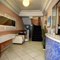 Отель Residence Divina Италия, Римини - отзывы, цены и фото номеров - забронировать отель Residence Divina онлайн интерьер отеля фото 2