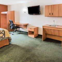 Отель Super 8 Columbus West США, Колумбус - отзывы, цены и фото номеров - забронировать отель Super 8 Columbus West онлайн удобства в номере