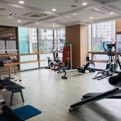Ocloud Hotel Gangnam фитнесс-зал фото 6