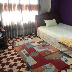 Отель Kantipur Temple Homestay Непал, Катманду - отзывы, цены и фото номеров - забронировать отель Kantipur Temple Homestay онлайн комната для гостей фото 4