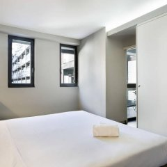Bcn Montjuic Hotel Барселона комната для гостей фото 3