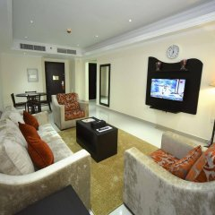 Отель Alain Hotel Apartments ОАЭ, Аджман - отзывы, цены и фото номеров - забронировать отель Alain Hotel Apartments онлайн комната для гостей фото 5