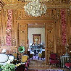Отель Chateau De Verrieres Сомюр помещение для мероприятий