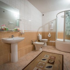 Гостиница Шымбулак ванная