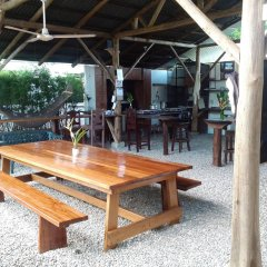 Отель Cabinas Tropicales Puerto Jimenez Ринкон бассейн