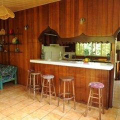 Pension Te Miti - Hostel Пунаауиа гостиничный бар