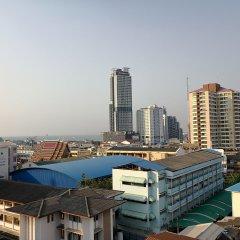 Отель Cityview Residence пляж