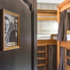 TsaTsa Hotel Одесса сейф в номере