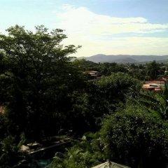 Отель El Nido балкон