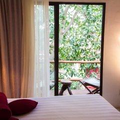 Отель Kinbe Deluxe Boutique Плая-дель-Кармен балкон