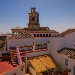 Отель Casa Campana Испания, Аркос -де-ла-Фронтера - отзывы, цены и фото номеров - забронировать отель Casa Campana онлайн балкон