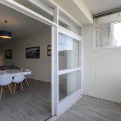 Апартаменты Oporto Boavista Family & Friends Apartment Порту балкон
