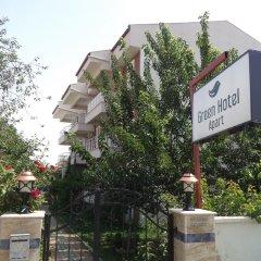 Karaagaç Green Hotel Apart Турция, Эдирне - отзывы, цены и фото номеров - забронировать отель Karaagaç Green Hotel Apart онлайн балкон