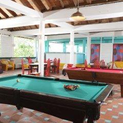 Отель Mangos Boutique Beach Resort детские мероприятия