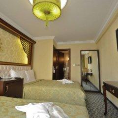 Salinas Istanbul Hotel Турция, Стамбул - 1 отзыв об отеле, цены и фото номеров - забронировать отель Salinas Istanbul Hotel онлайн комната для гостей фото 4