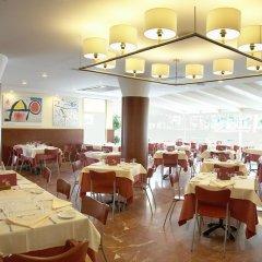 Отель Blaumar Hotel Salou Испания, Салоу - 7 отзывов об отеле, цены и фото номеров - забронировать отель Blaumar Hotel Salou онлайн питание фото 3