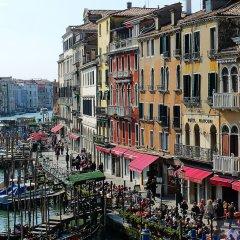 Hotel Marconi Венеция балкон