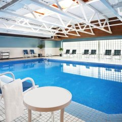 Отель Four Points by Sheraton Gatineau-Ottawa Канада, Гатино - отзывы, цены и фото номеров - забронировать отель Four Points by Sheraton Gatineau-Ottawa онлайн бассейн фото 2