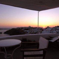 Отель Gabbiano Apartments Греция, Остров Санторини - отзывы, цены и фото номеров - забронировать отель Gabbiano Apartments онлайн балкон