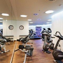 Отель Grand Wien Вена фитнесс-зал