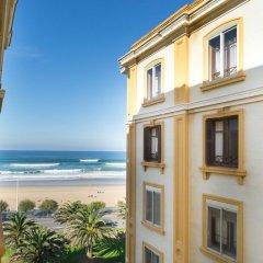 Отель Hollywood Zurriola - IB. Apartments Испания, Сан-Себастьян - отзывы, цены и фото номеров - забронировать отель Hollywood Zurriola - IB. Apartments онлайн пляж