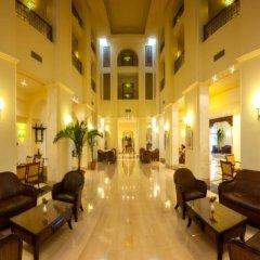 Отель Calimera Yati Beach All Inclusive Тунис, Мидун - отзывы, цены и фото номеров - забронировать отель Calimera Yati Beach All Inclusive онлайн интерьер отеля фото 3