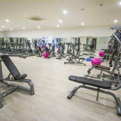 Отель Laguna Beach Alya Resort & SPA - All Inclusive Окурджалар фитнесс-зал фото 4