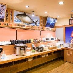 Daiwa Roynet Hotel Oita гостиничный бар