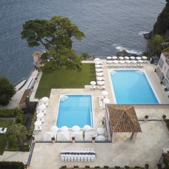 Отель Belmond Reid's Palace Португалия, Фуншал - отзывы, цены и фото номеров - забронировать отель Belmond Reid's Palace онлайн бассейн фото 3