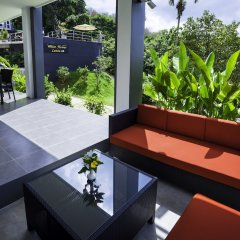 Отель White Flower Lanta Ланта балкон