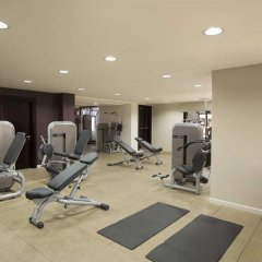 Отель Hilton Ras Al Khaimah Resort & Spa фитнесс-зал фото 2