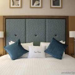 Отель DoubleTree by Hilton London Victoria комната для гостей фото 5