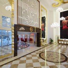Отель Justiniano Deluxe Resort – All Inclusive Окурджалар интерьер отеля фото 3