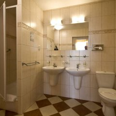 Отель Pawlik Чехия, Франтишкови-Лазне - отзывы, цены и фото номеров - забронировать отель Pawlik онлайн ванная