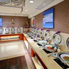 Отель Peony Wanpeng Hotel - Xiamen Китай, Сямынь - отзывы, цены и фото номеров - забронировать отель Peony Wanpeng Hotel - Xiamen онлайн питание фото 2