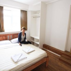 Отель Palmers Lodge Hillspring At Willesden Green комната для гостей