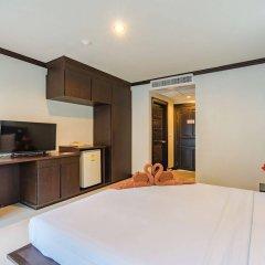 Patong Pearl Hotel комната для гостей фото 5
